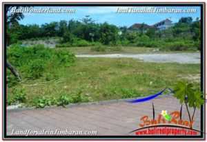 Beautiful PROPERTY 2,400 m2 LAND FOR SALE IN JIMBARAN BALI TJJI110