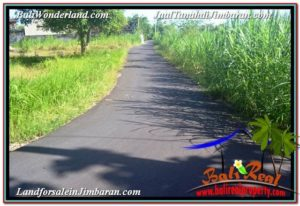Exotic PROPERTY Jimbaran Uluwatu BALI 2,000 m2 LAND FOR SALE TJJI114