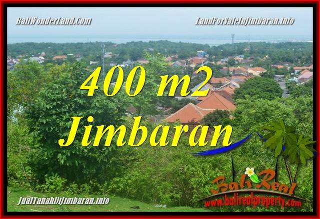 Magnificent PROPERTY 400 m2 LAND IN JIMBARAN BALI FOR SALE TJJI122