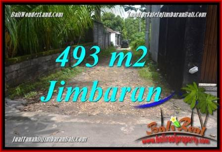 Exotic Jimbaran Ungasan 493 m2 LAND FOR SALE TJJI125