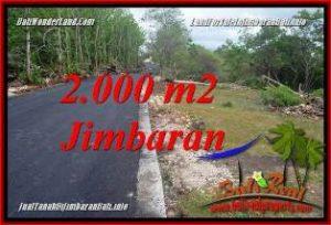 Exotic JIMBARAN UNGASAN LAND FOR SALE TJJI133B