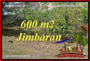 Beautiful PROPERTY JIMBARAN PECATU BALI 600 m2 LAND FOR SALE TJJI134