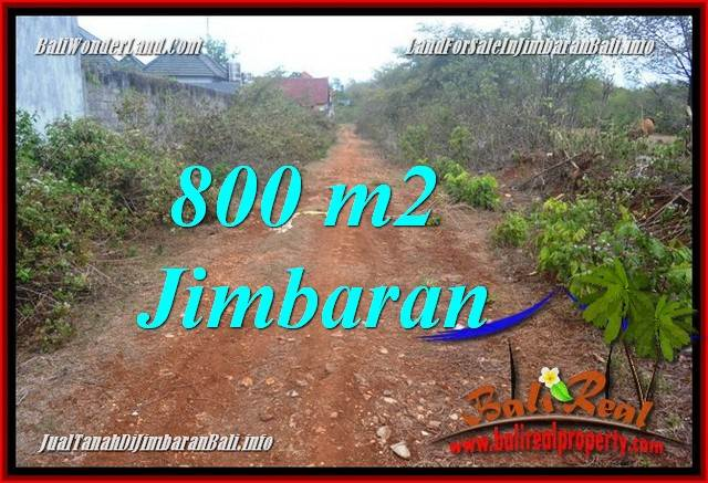 Exotic 800 m2 LAND FOR SALE IN JIMBARAN UNGASAN TJJI129
