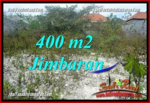 Magnificent 400 m2 LAND FOR SALE IN JIMBARAN UNGASAN BALI TJJI131