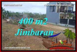 Magnificent JIMBARAN UNGASAN 400 m2 LAND FOR SALE TJJI132A