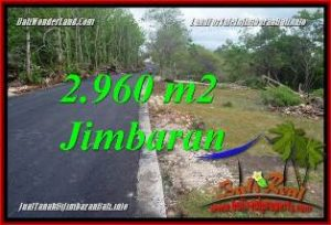 Beautiful LAND SALE IN JIMBARAN BALI TJJI133A