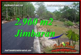 Magnificent PROPERTY JIMBARAN UNGASAN LAND FOR SALE TJJI133A